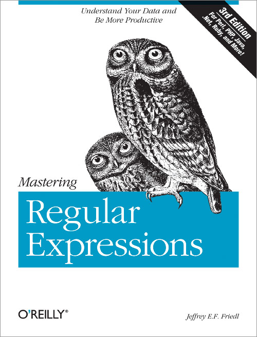 Mastering regular expressions 3rd edition oreilly media mastering regular expressions 3rd edition fandeluxe Gallery