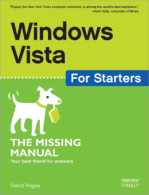 windows vista for starters the missing manual o reilly media rh shop oreilly com windows vista manual updates microsoft windows vista manually install updates