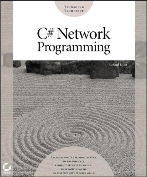C# Network Programming Book