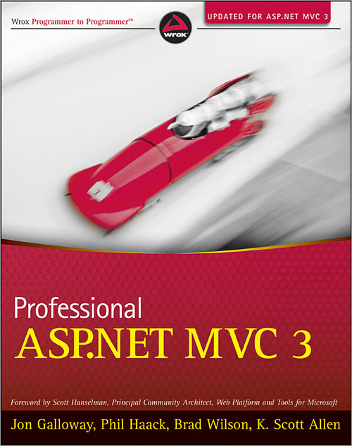 Professional ASP NET MVC 3 - O'Reilly Media
