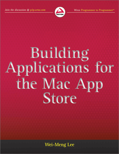 Building Applications for the Mac App Store - O'Reilly Media