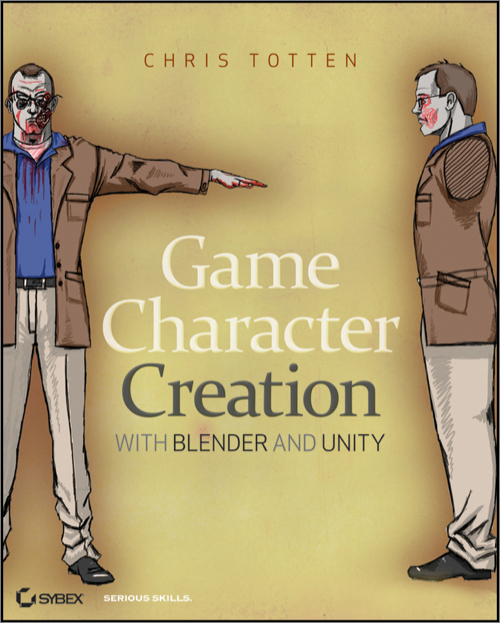 Game Character Creation with Blender and Unity - O'Reilly Media