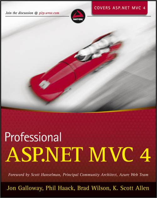 Professional ASP NET MVC 4 - O'Reilly Media