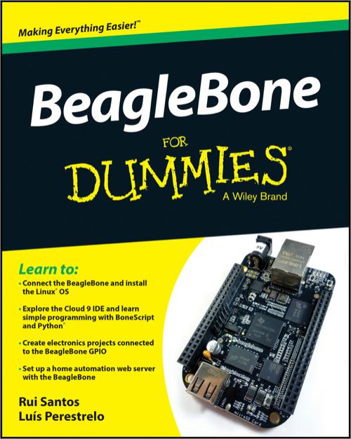 BeagleBone For Dummies - O'Reilly Media