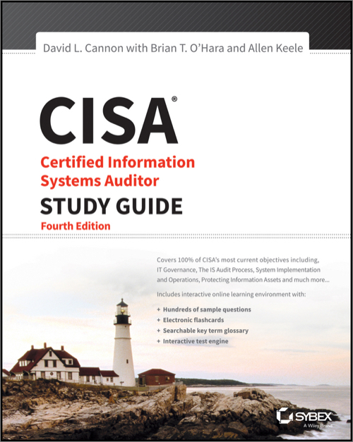 Cisa Certified Information Systems Auditor Study Guide 4th Edition