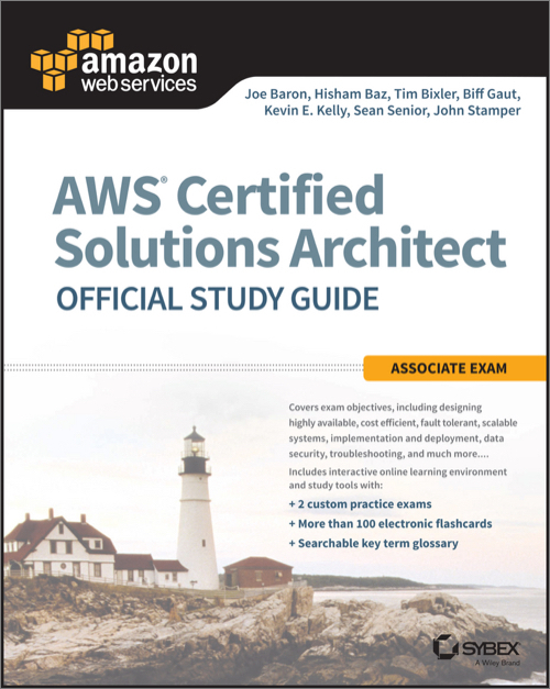 Aws Certified Solutions Architect Official Study Guide Oreilly Media