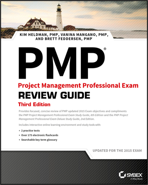Pmp Project Management Professional Exam Review Guide 3rd Edition