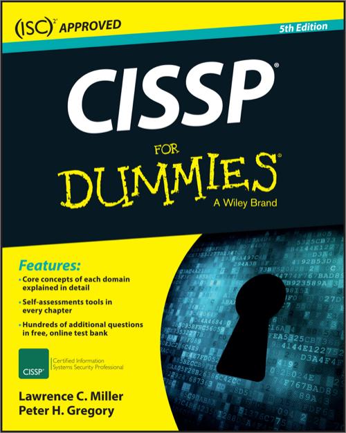 Cissp For Dummies 5th Edition Oreilly Media