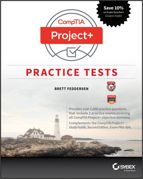 Comptia Project Practice Tests Oreilly Media