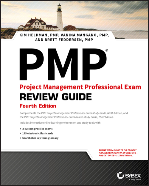 Pmp Project Management Professional Exam Review Guide 4th Edition