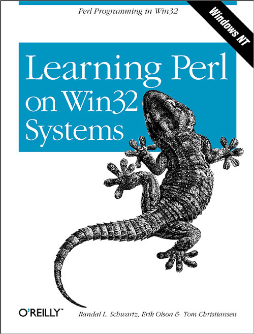 Learning Perl on Win32 Systems - O'Reilly Media