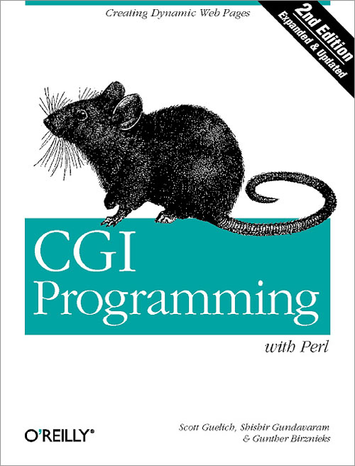 CGI Programming with Perl, 2nd Edition - O\'Reilly Media