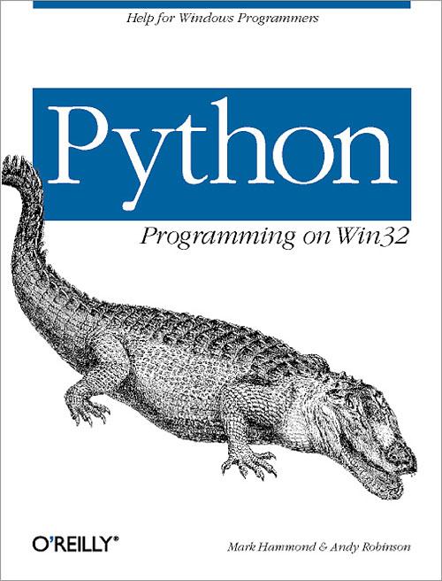 Python Programming On Win32 - O'Reilly Media