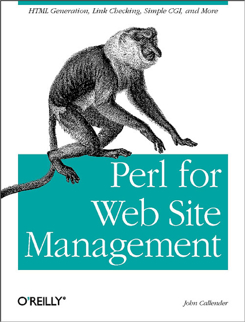 Perl for Web Site Management - O\'Reilly Media