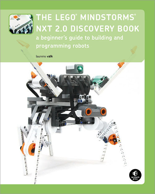 The Lego Mindstorms Nxt 20 Discovery Book Oreilly Media
