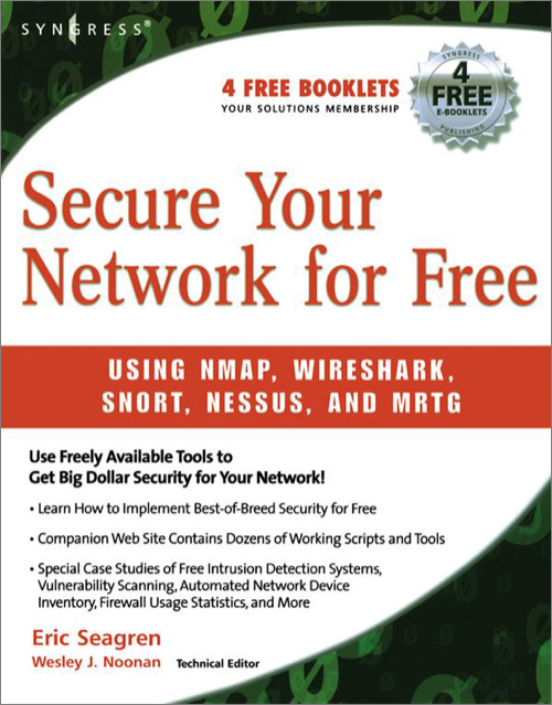 secure your network for free seagren eric