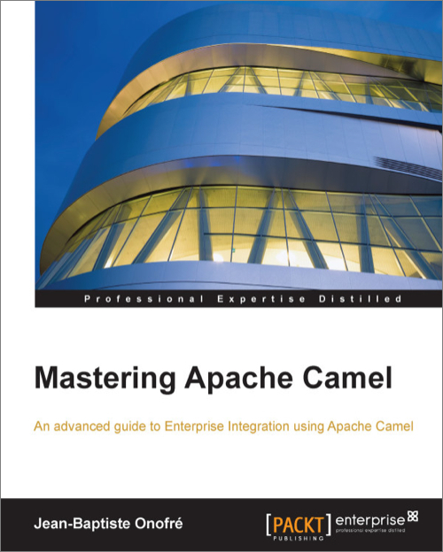 Mastering apache camel oreilly media books videos malvernweather Image collections