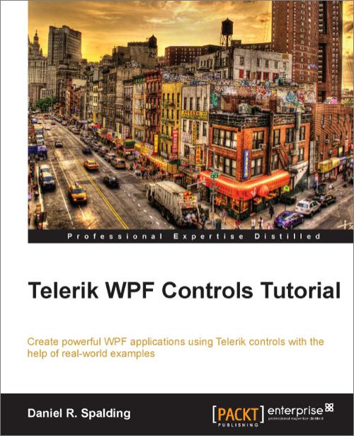 Telerik WPF Controls Tutorial - O'Reilly Media