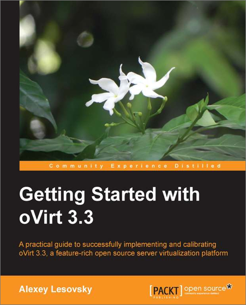 Getting Started with oVirt 3 3 - O'Reilly Media