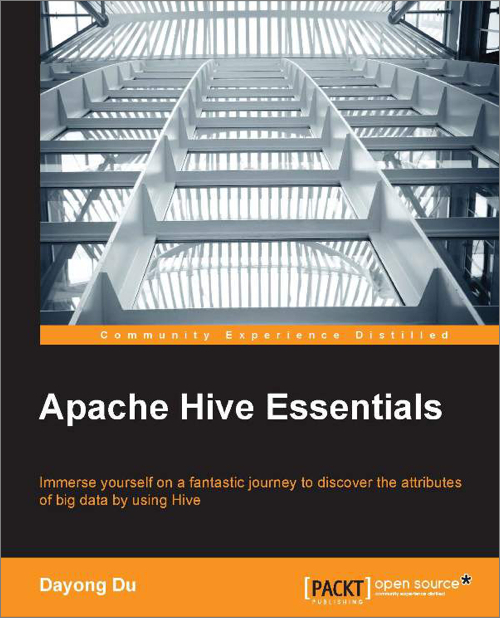 Hive – Technical review – book – Packt Publishing – Link