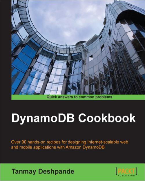 DynamoDB Cookbook - O'Reilly Media