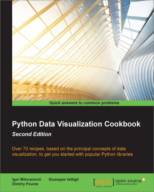 Python Data Visualization Cookbook, 2nd Edition - O'Reilly Media