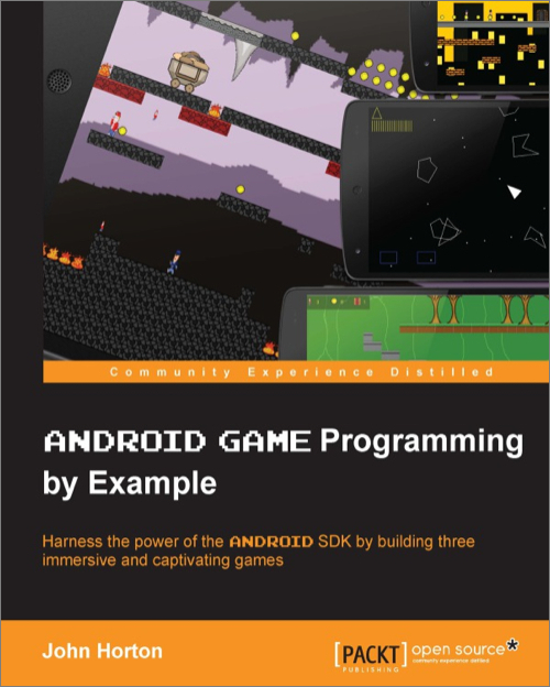 Android Game Programming By Example OReilly Media - Programming games