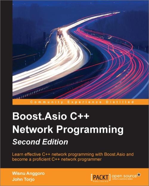 boostasio c network programming 2nd edition oreilly