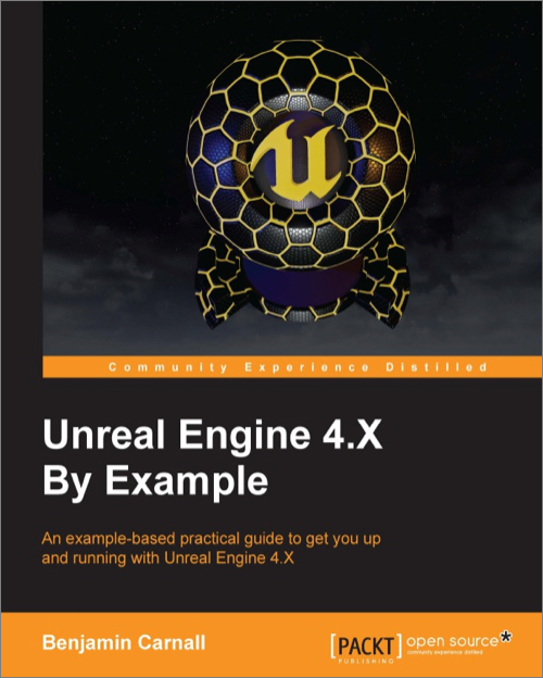 Unreal engine 4x by example oreilly media unreal engine 4x by example malvernweather Images