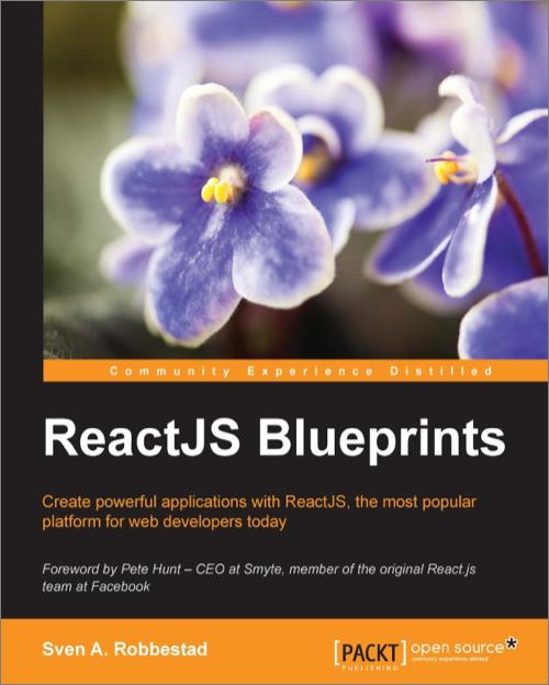 Reactjs blueprints oreilly media books videos malvernweather Images