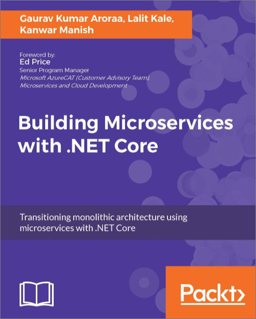 Building Microservices with .NET Core download