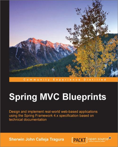 Spring mvc blueprints oreilly media books videos malvernweather Choice Image