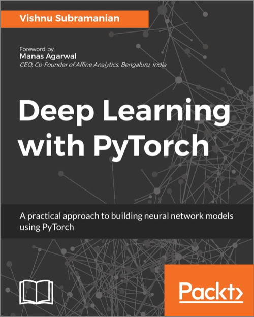 Deep Learning with PyTorch - O'Reilly Media