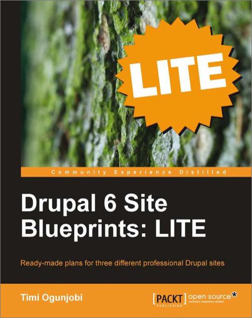 drupal 6 site blueprints lite ogunjobi timi